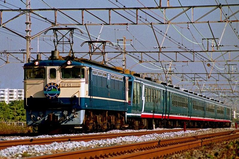 1993年11月25日 大船~藤沢にて