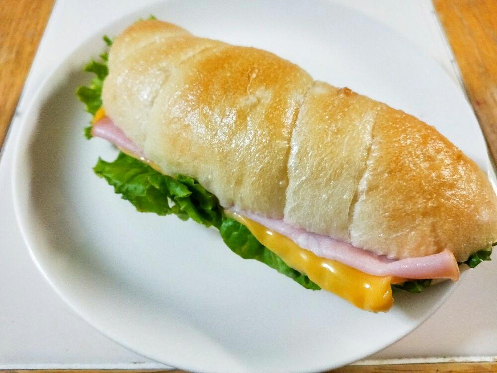 Pan deシャンボールのパン