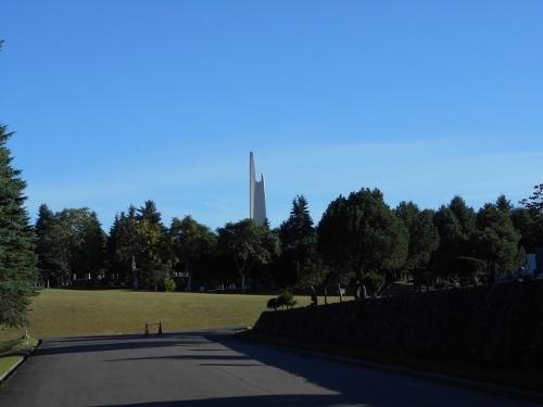 里塚霊園 シンボルタワー2015.9.17