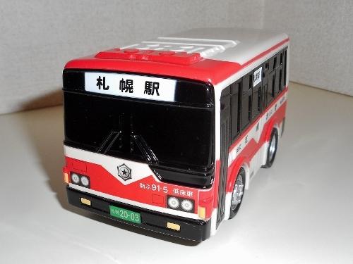 札幌市営バス ミニチュア