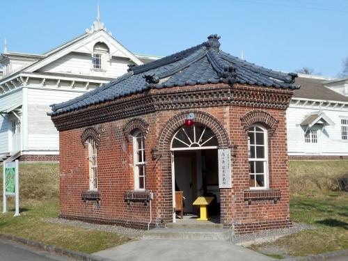 北海道開拓の村 南一条交番