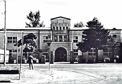 通産省地質調査所北海道支所 1988年