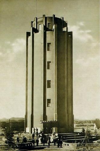 一宮市 配水塔