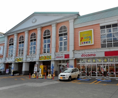 新さっぽろ カラオケ店の建物