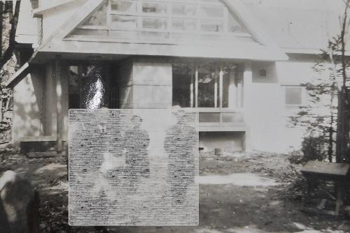 桑園 T先生宅 昭和30年代