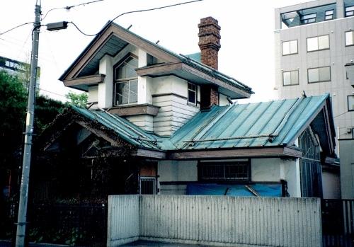 旧小熊宅 1998年撮影