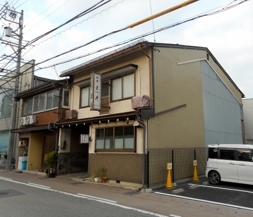 飛騨高山 泊まった旅館