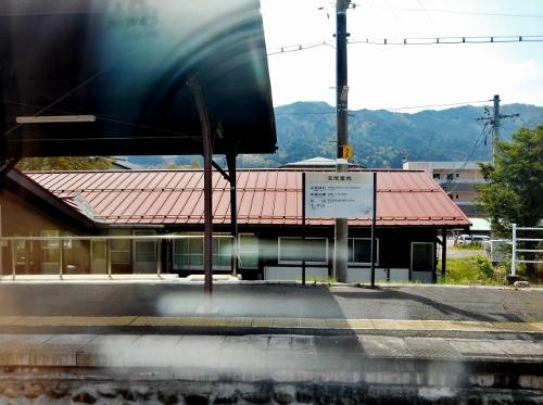 JR高山線 飛騨一ノ宮駅