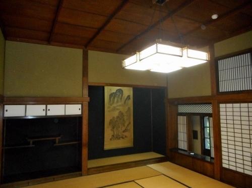 旧永山武四郎邸 表座敷