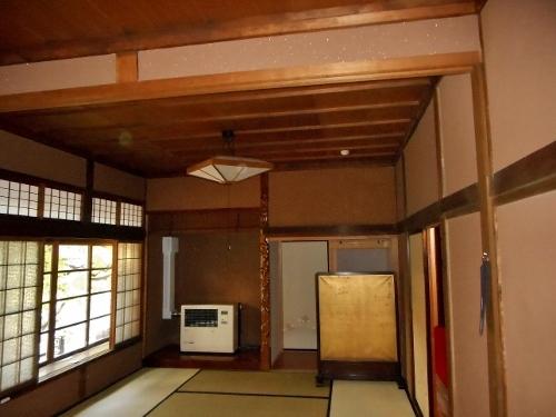 旧三菱鉱業寮 和室A