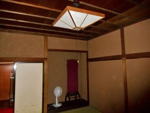 旧三菱鉱業寮 和室C