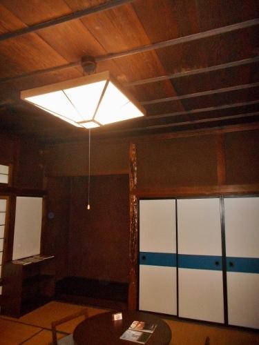 旧三菱鉱業寮 図書室