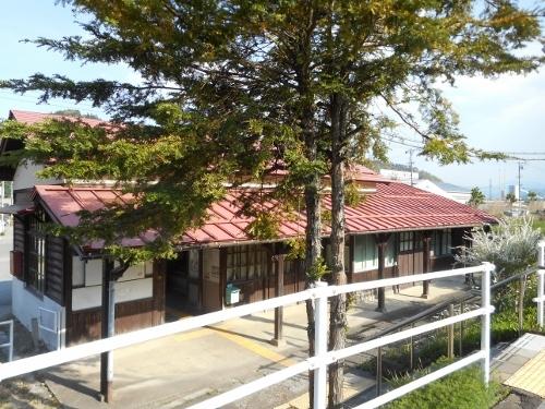 JR高山線 上枝駅②