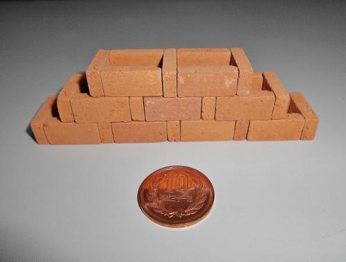 小端空間積み 模型 ミニチュア