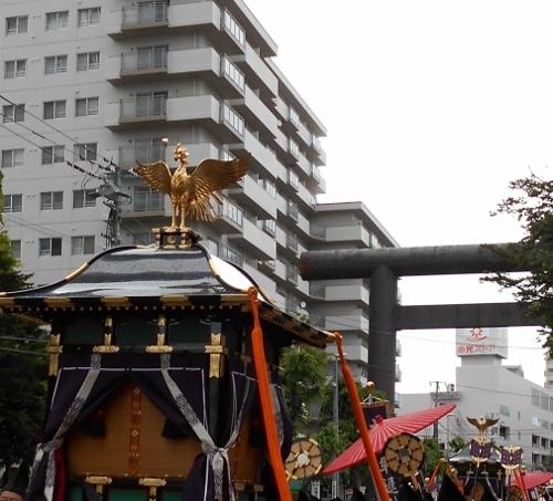 札幌まつり 神輿渡御 2019