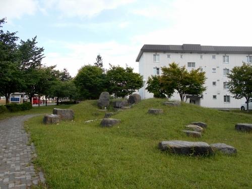 真駒内17番地 真駒内本町5丁目との隣接する空地
