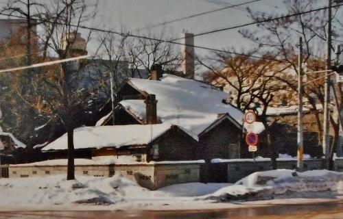 旧宮部金吾宅 1989年