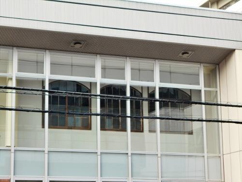 琴似タワープレイス 2階 三連アーチ