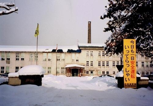 道警琴似庁舎 2001年