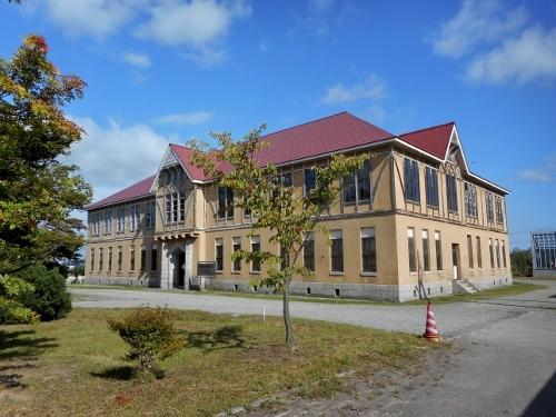 旧北海道林業試験場庁舎