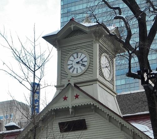 時計台 時計塔