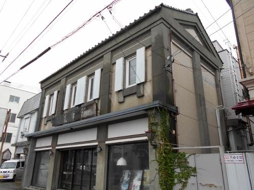 旧田中商店 店舗