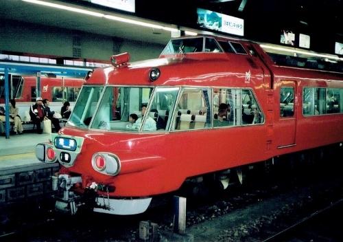 名鉄パノラマカー 2004年