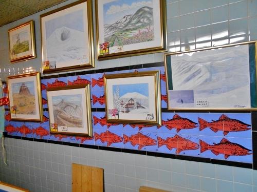 サンピアザ水族館外壁のかつてのだまし絵と同じ'作品'