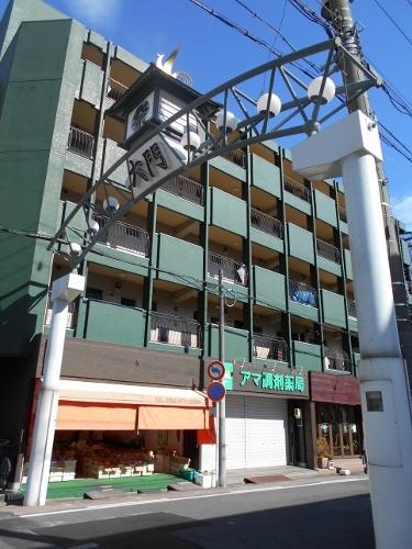名古屋 大門 アーチ