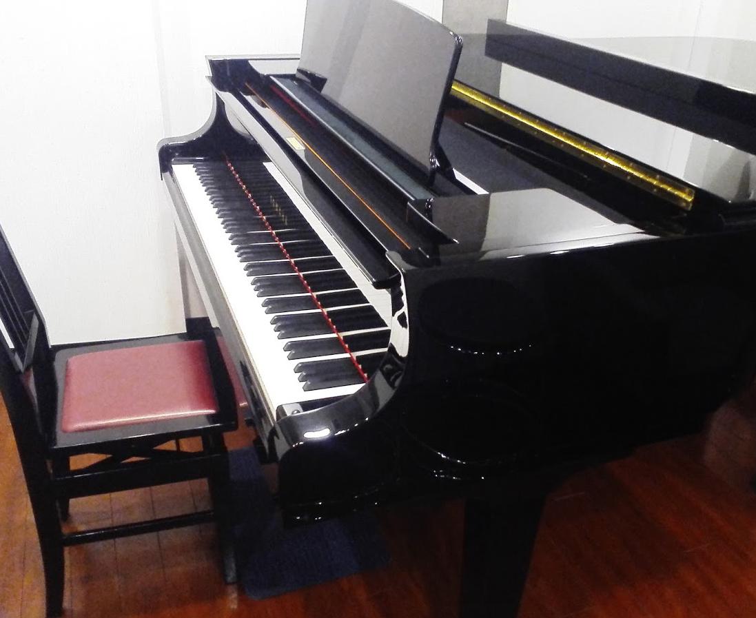 2019/0713練習会のピアノ