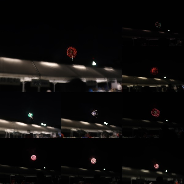 盆踊り~花火大会2