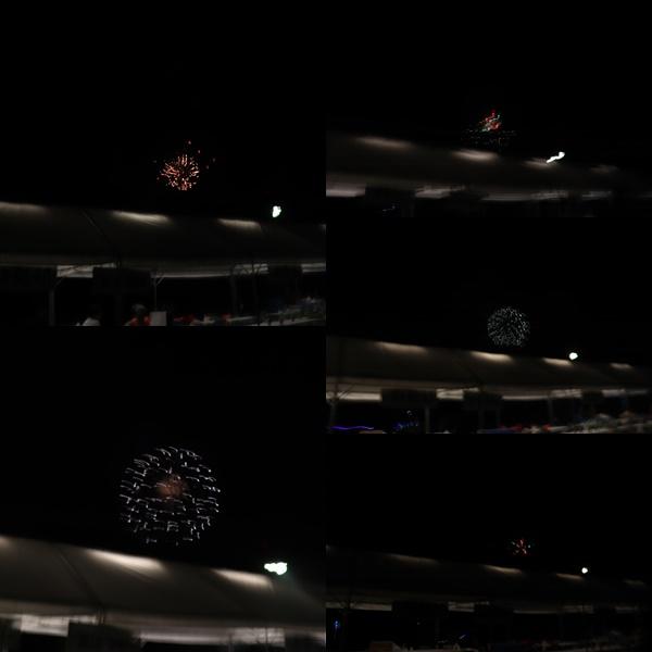 盆踊り~花火大会7