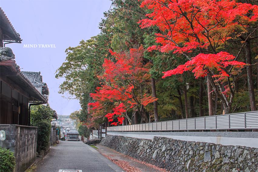 多田神社 参道