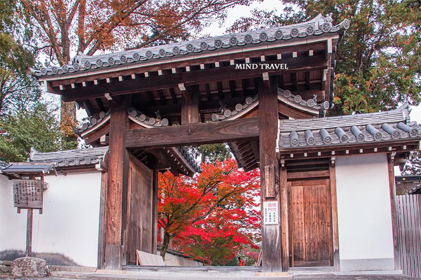 多田神社 西門2