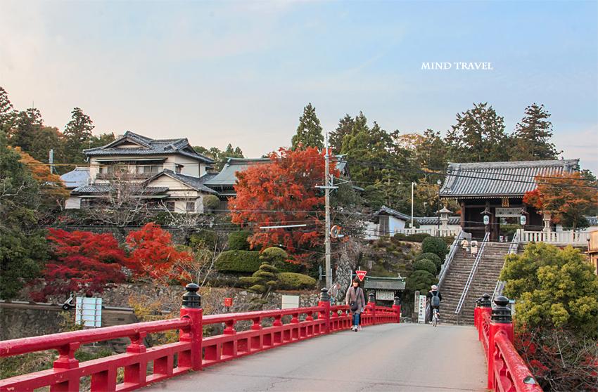 多田神社 橋