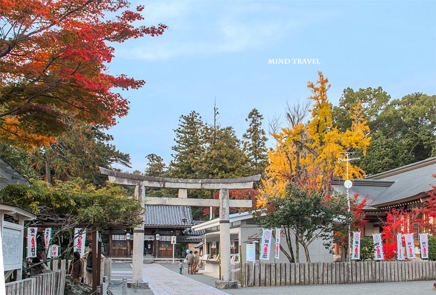 多田神社 鳥居