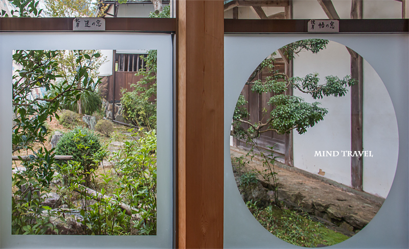 禅定寺 窓