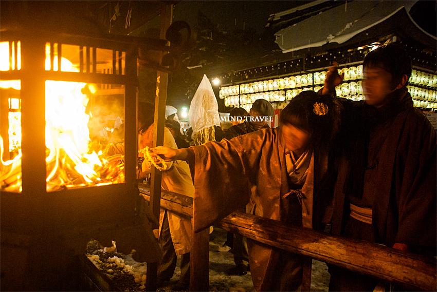 八坂神社 朮詣