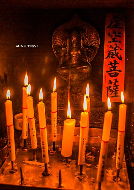 成田山-奥の院 虚空蔵菩薩