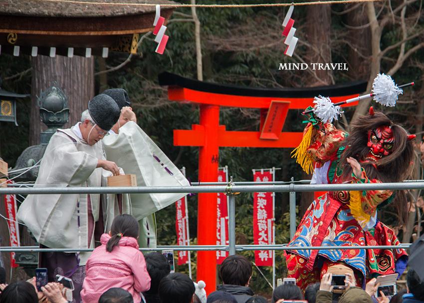 多賀大社 節分祭4