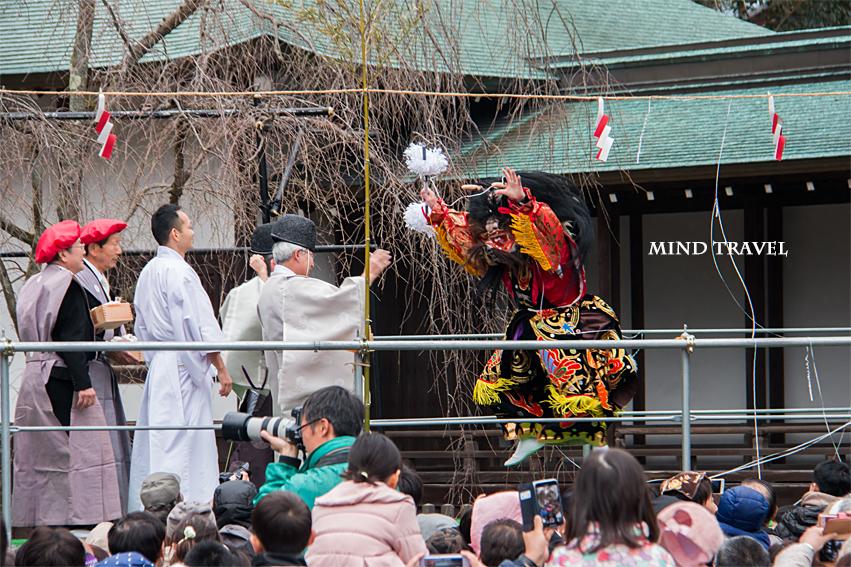 多賀大社 節分祭3