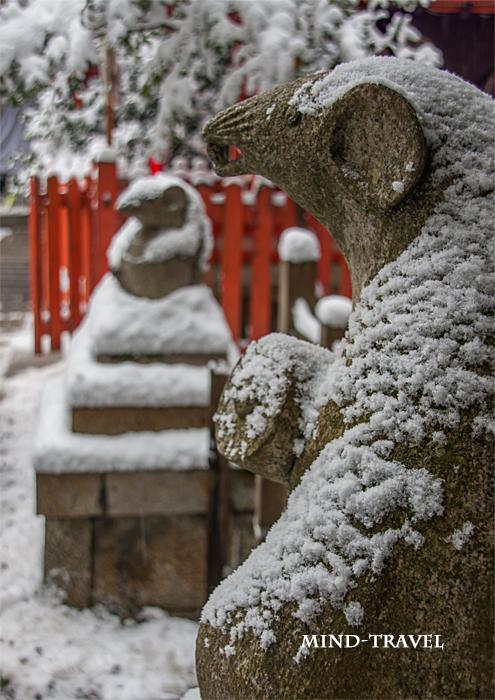 大豊神社 狛鼠4