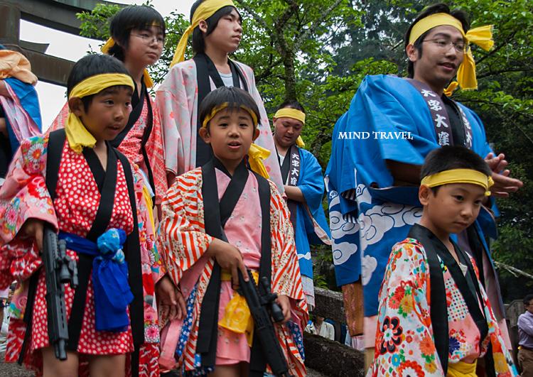 馬見岡綿向神社 日野祭