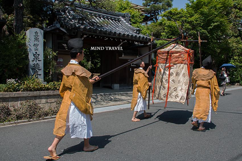 須賀神社 角豆祭2