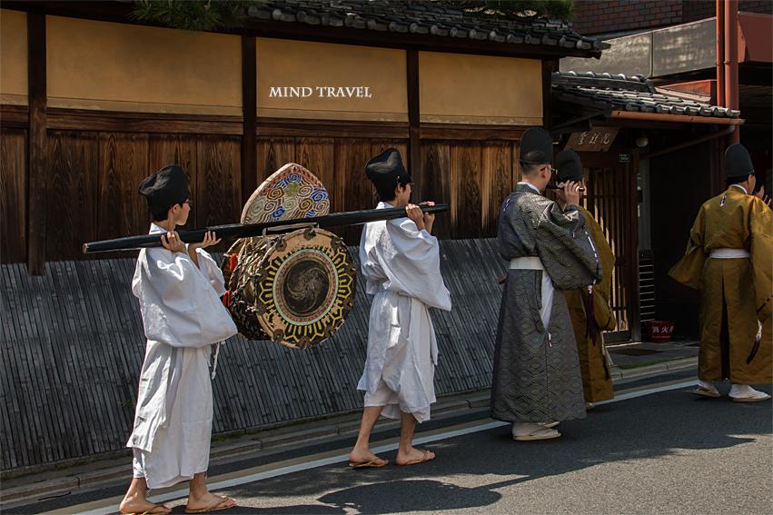 須賀神社 角豆祭-太鼓