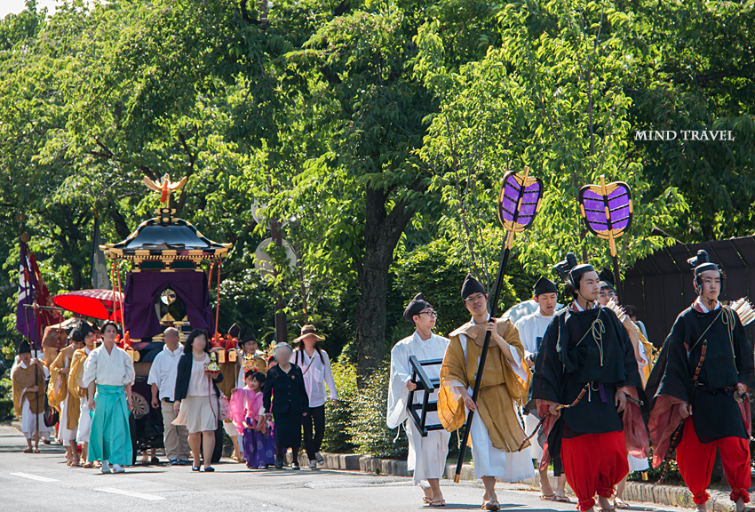 須賀神社 角豆祭 団扇