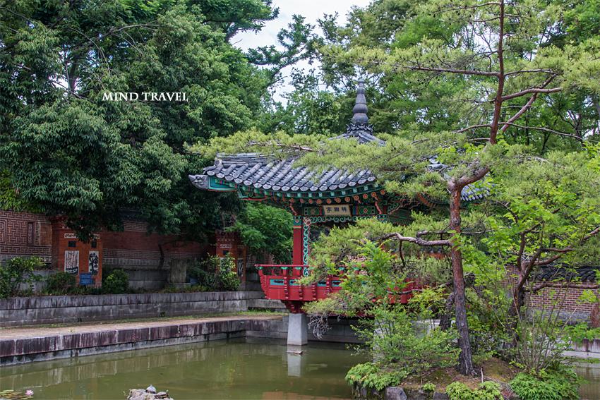 鶴見緑地 韓国庭園2