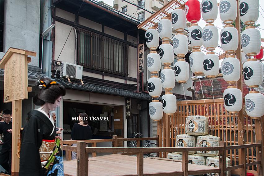 祇園祭 太子山