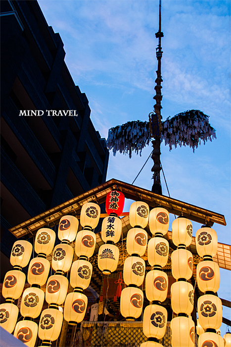 祇園祭 菊水鉾