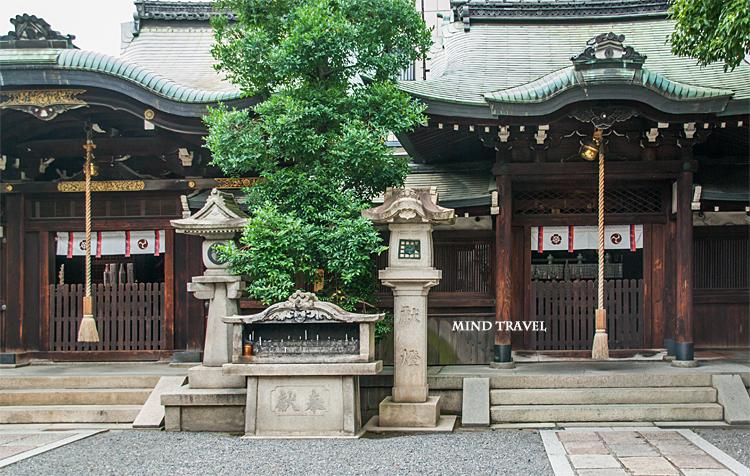 元祇園梛神社・隼神社